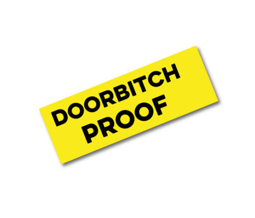 Doorbitch Proof 2019