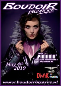 Boudoir Bizarre 17 augustus 2019 @ Club Panama | Amsterdam | Noord-Holland | Nederland