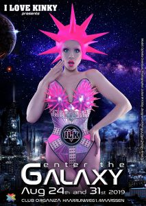 I Love Kinky Enter-the-Galaxy