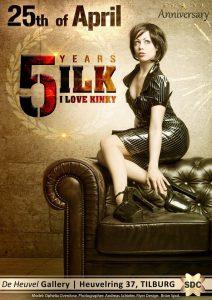 I love kinky anniversary 15 april 2020