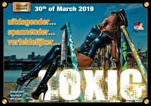 Toxic 30 maart 2019 @ Heuvelgallery | Tilburg | Noord-Brabant | Nederland