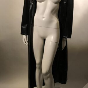 sexy, coat, fetish party's