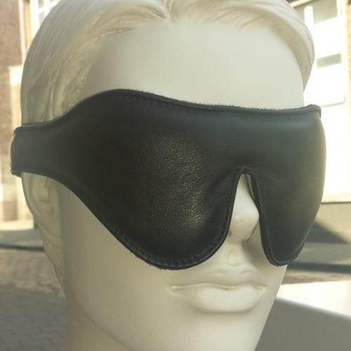 BLINDDOEK leder, den bosch, bondage, blind