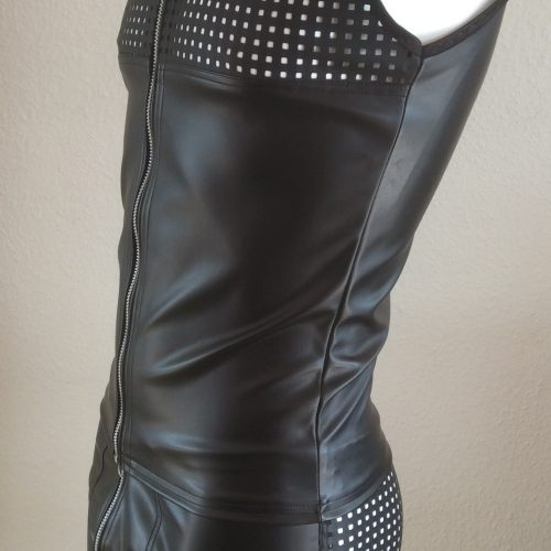 LEATHERLOOK KLEDING